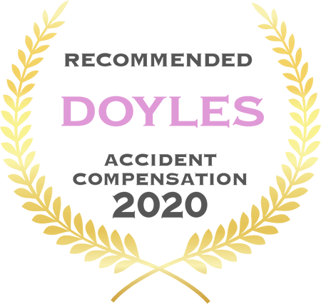 Doyles Accident Compensation Recommended 2020 Henry Carus