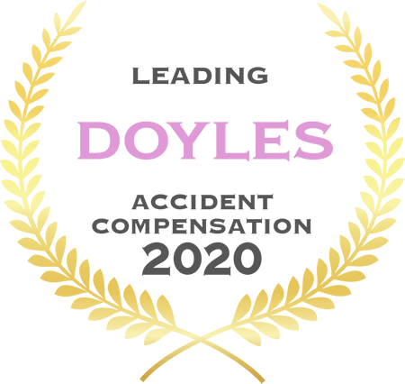 Doyles Accident Compensation Leading 2020 Henry Carus