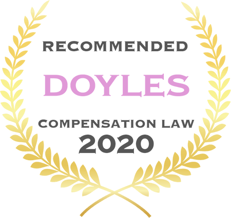 Doyles Compensation Recommended 2020 Henry Carus