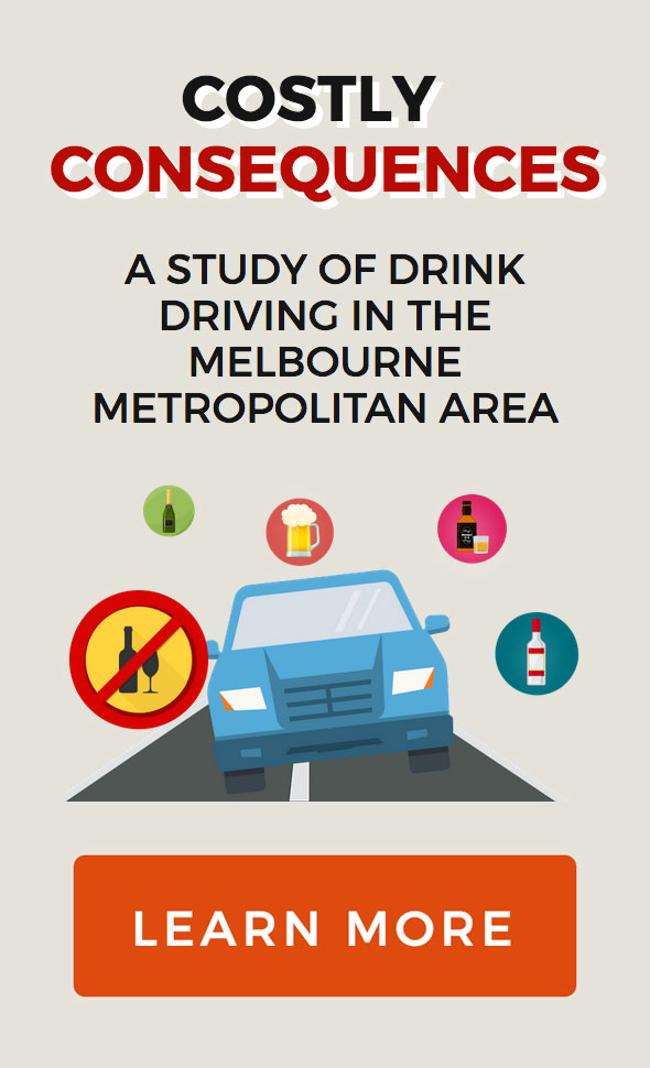 Drink Driving Study in Melbourne