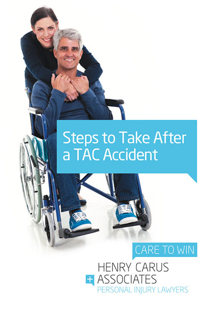 TAC Road Accident Guide