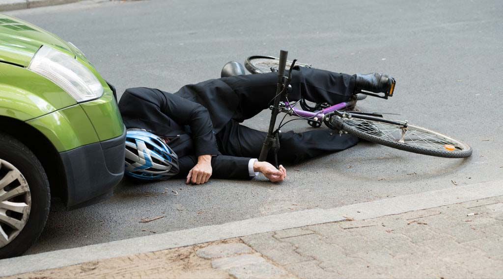 cyclist injuries in Victoria