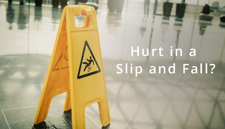 slip and fall lawyer in Victoria