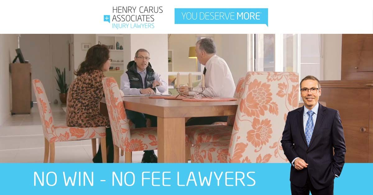 No Win No Fee Lawyers Melbourne | Henry Carus + Associates
