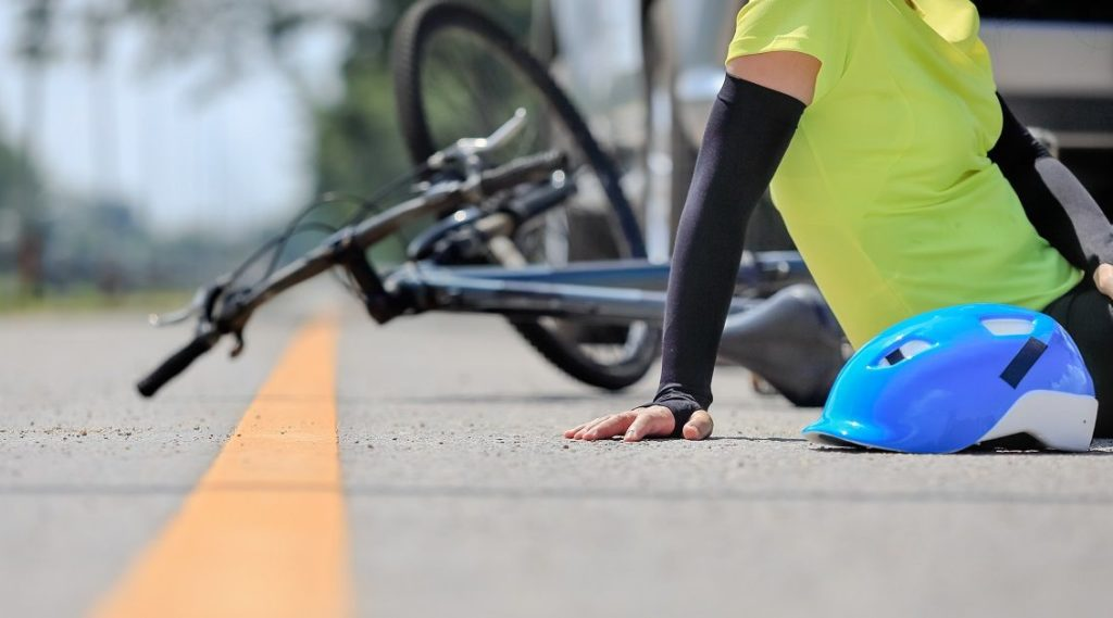Road Accident Claims for Cyclists