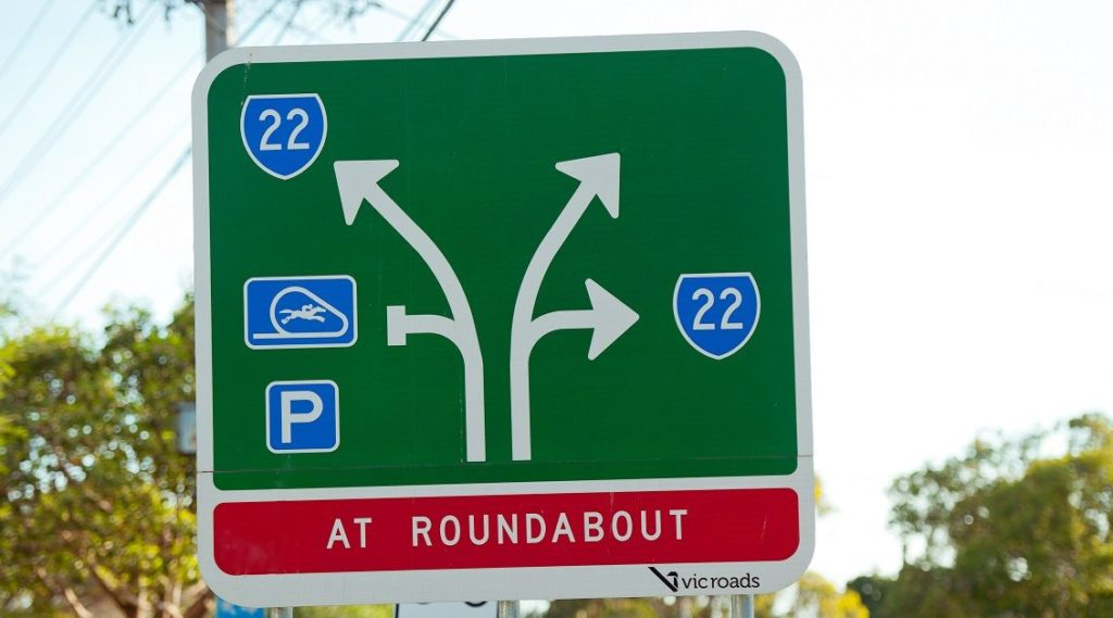 Roundabout Accidents in Melbourne, VIC
