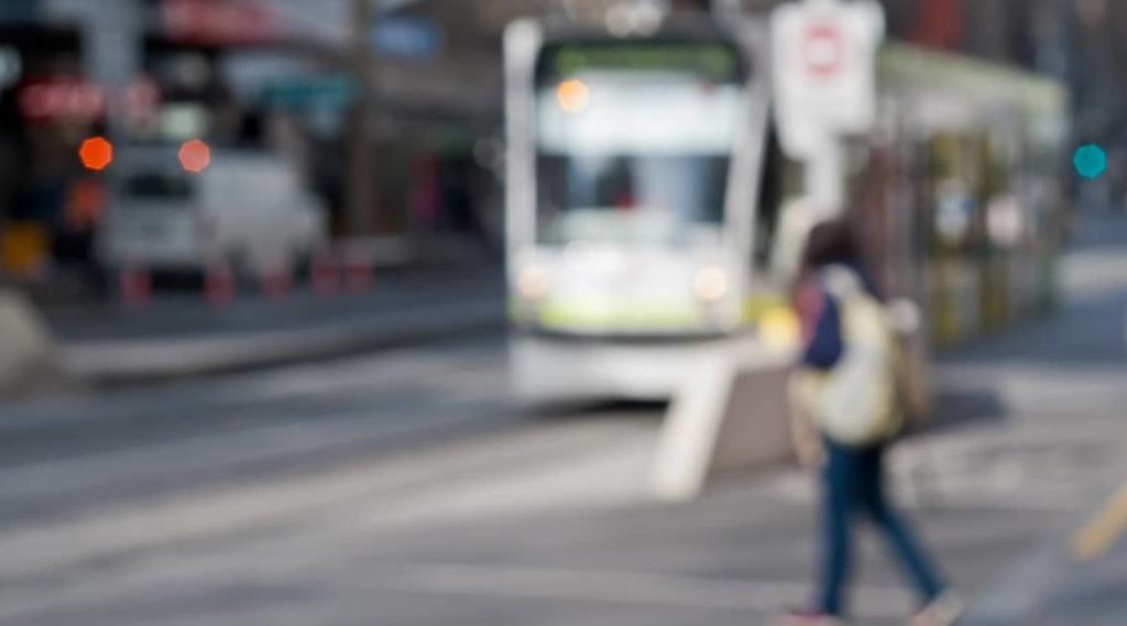 Vehicles Pose Danger to Tram Passengers | Henry Carus and Associates